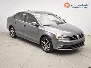 Used 2016 Volkswagen Jetta TRENDLINE+ for sale in Edmonton, AB
