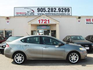 Used 2013 Dodge Dart SXT, Alloys, WE APPROVE ALL CREDIT for sale in Mississauga, ON