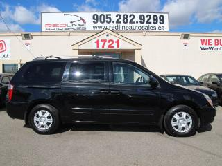 Used 2010 Kia Sedona WE APPROVE ALL CREDIT for sale in Mississauga, ON