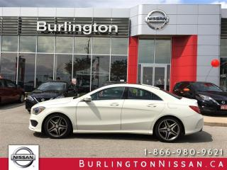 Used 2014 Mercedes-Benz CLA-Class 250 for sale in Burlington, ON