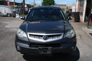 Used 2007 Acura RDX Technology Pkg for sale in Ottawa, ON