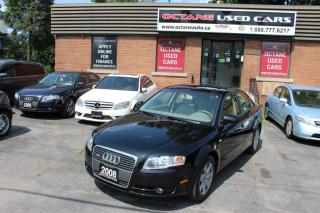 Used 2008 Audi A4 2.0T for sale in Scarborough, ON