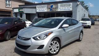 Used 2014 Hyundai Elantra GL for sale in Etobicoke, ON