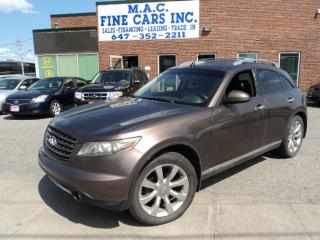 Used 2006 Infiniti FX35 REAR CAMERA - CERTIFIED for sale in North York, ON
