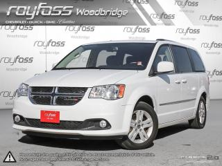 Used 2015 Dodge Grand Caravan One owner.No accidents.BACKUP CAM. LOADED for sale in Woodbridge, ON