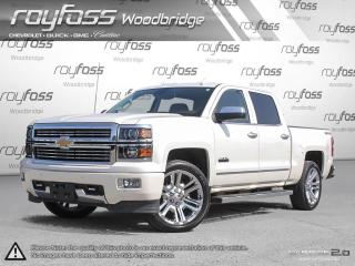 Used 2015 Chevrolet Silverado 1500 High Country. Loaded. No accidents. for sale in Woodbridge, ON