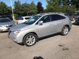 Used 2010 Lexus RX 350 NAVIGATION - REAR CAMERA for sale in North York, ON