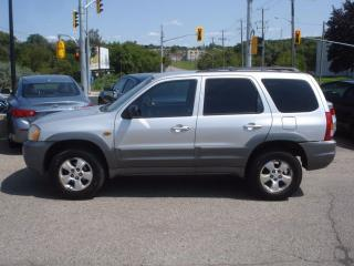 Used 2001 Mazda Tribute LX V6 4X4 for sale in Kitchener, ON
