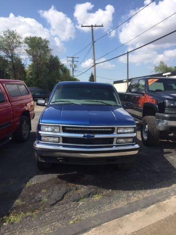 1997 Chevrolet C10/K10