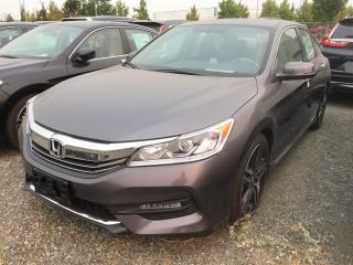New 2017 Honda Accord Sport for sale in Richmond, BC