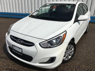 Used 2016 Hyundai Accent GL Hatchback *HEATED SEATS* for sale in Kitchener, ON