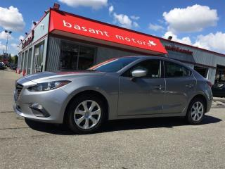 Used 2016 Mazda MAZDA3 On the spot Approval! for sale in Surrey, BC