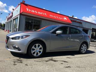 Used 2016 Mazda MAZDA3 6 months no payment, O.A.C. for sale in Surrey, BC