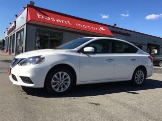 Used 2016 Nissan Sentra SV, Backup Camera, Heated Seats!! for sale in Surrey, BC