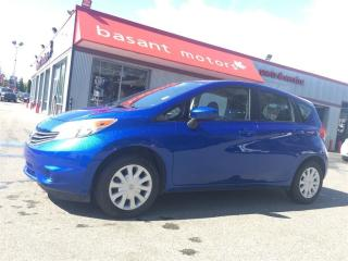 Used 2016 Nissan Versa Note 6 months no payment, O.A.C. for sale in Surrey, BC