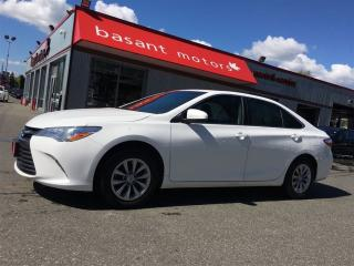 Used 2016 Toyota Camry Backup Camera, Fuel Efficient, Low Cost of Ownersh for sale in Surrey, BC