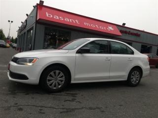 Used 2013 Volkswagen Jetta Heated Seats, Fuel Efficient, Easy to Drive!! for sale in Surrey, BC
