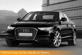Used 2017 Audi A4 Progressiv PKG New Body Style for sale in Winnipeg, MB