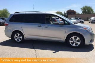 Used 2016 Toyota Sienna LE 8-Passenger Backup Cam PWR for sale in Winnipeg, MB