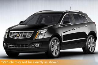 Used 2014 Cadillac SRX Luxury 3.6L Navi Pano Roof Bac for sale in Winnipeg, MB