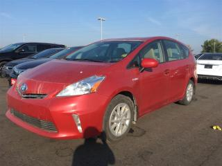 Used 2014 Toyota Prius V Base (AT) for sale in Whitby, ON