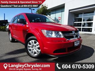 Used 2016 Dodge Journey *ACCIDENT FREE * LOCAL BC CAR * for sale in Surrey, BC