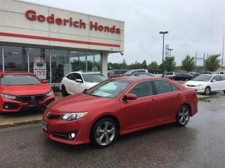 Used 2014 Toyota Camry SE for sale in Goderich, ON
