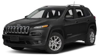 New 2018 Jeep Cherokee North for sale in Abbotsford, BC