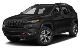 New 2017 Jeep Cherokee Trailhawk for sale in Abbotsford, BC