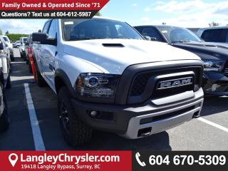 New 2017 Dodge Ram 1500 Rebel for sale in Surrey, BC