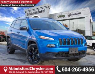 New 2018 Jeep Cherokee Sport for sale in Abbotsford, BC