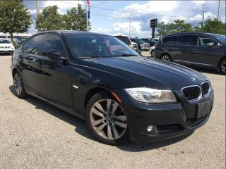 Used 2011 BMW 323i i**LEATHER**POWER SUNROOF** for sale in Mississauga, ON