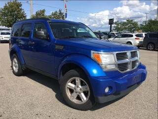 Used 2007 Dodge Nitro SLT**POWER SUNROOF**POWER WINDOWS** for sale in Mississauga, ON