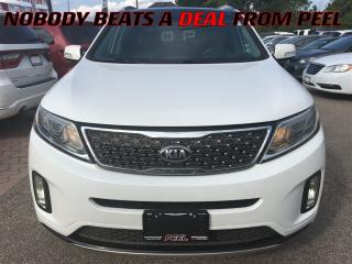 Used 2015 Kia Sorento SX **BLIND SPOT**NAV**BACK-UP CAM** for sale in Mississauga, ON