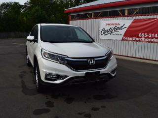 Used 2015 Honda CR-V EX 4dr All-wheel Drive for sale in Brantford, ON