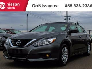 Used 2016 Nissan Altima POWER SEAT, BACK UP CAMERA, BLUETOOTH!! for sale in Edmonton, AB
