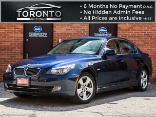 Used 2008 BMW 535 I xi+Sport Pkg+Comfort Access+Parking Aid+Bluetooth+ for sale in North York, ON