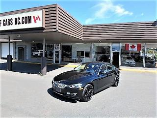 Used 2013 BMW 3 Series 320i xDrive AWD for sale in Langley, BC