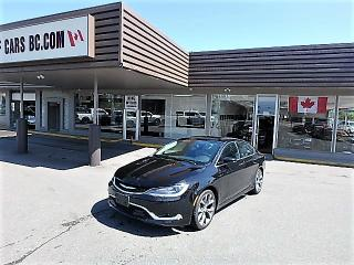 Used 2016 Chrysler 200 C for sale in Langley, BC