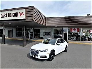 Used 2017 Audi A4 PREMIUM QUATTRO AWD for sale in Langley, BC