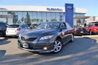 Used 2007 Toyota Camry SE - One Owner/No Accidents for sale in Port Coquitlam, BC