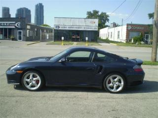 Used 2003 Porsche 911 CARRERA 911 TURBO! AWD! 92K! 415 HP! for sale in Etobicoke, ON