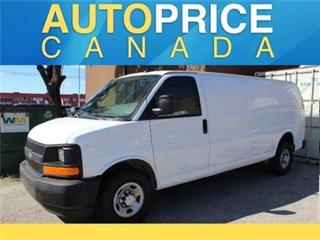 Used 2017 Chevrolet Express 2500 1WT for sale in Mississauga, ON