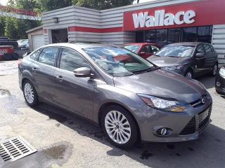 Used 2012 Ford Focus Titanium Sedan Leather Sunroof for sale in Ottawa, ON