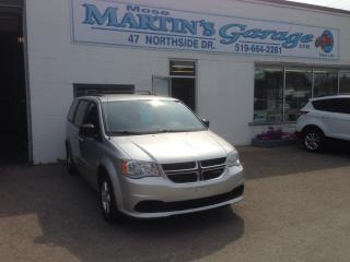 Used 2011 Dodge Grand Caravan SXT for sale in St Jacobs, ON