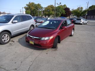 Used 2006 Honda Civic LX for sale in Sarnia, ON