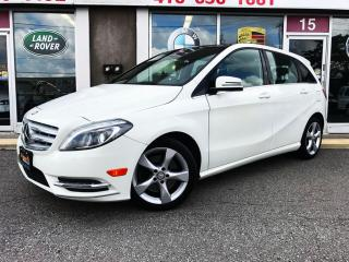 Used 2014 Mercedes-Benz B-Class B 250 Sports Tourer for sale in North York, ON