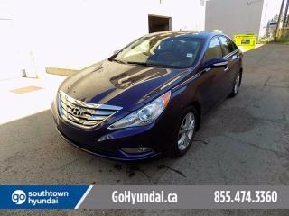 Used 2013 Hyundai Sonata Limited 4dr Sedan for sale in Edmonton, AB