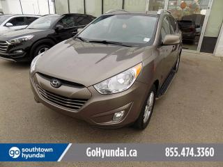 Used 2013 Hyundai Tucson GLS 4dr Front-wheel Drive for sale in Edmonton, AB