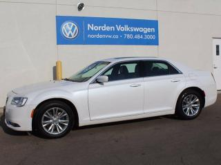 Used 2016 Chrysler 300 Touring  for sale in Edmonton, AB